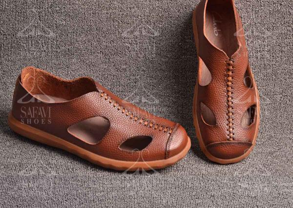 Most expensive types of leather sandals for women