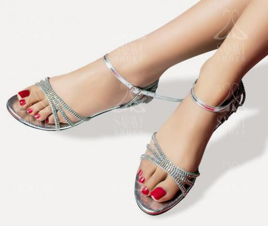 New Look Tie Up Flat Sandals on Sale
