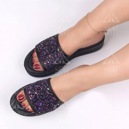 Find Glitter Flat Sandals Suppliers in Middle East